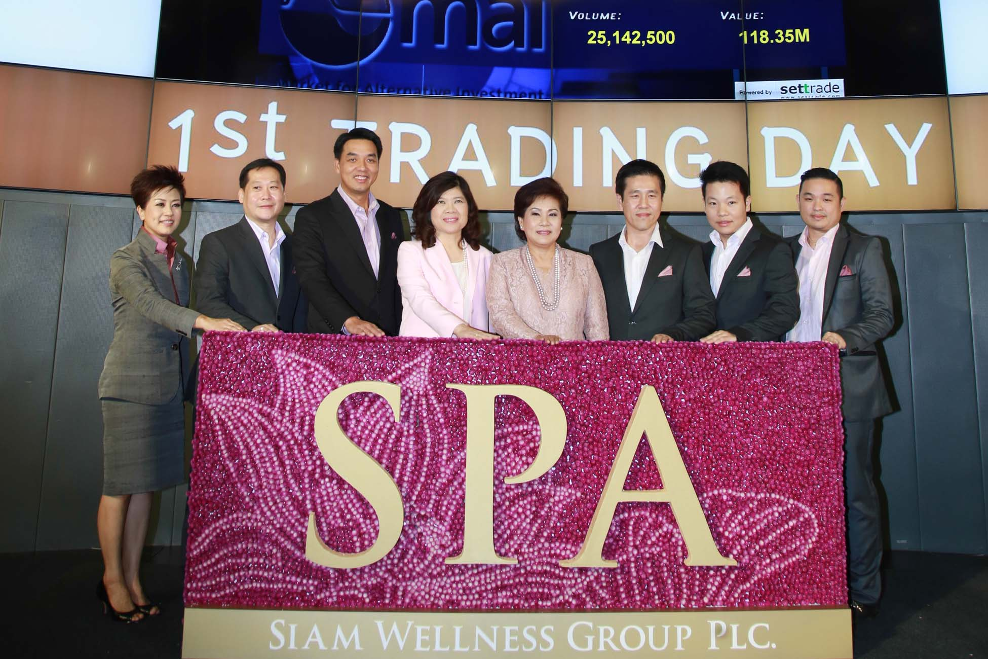 SPA_1st Trading Day