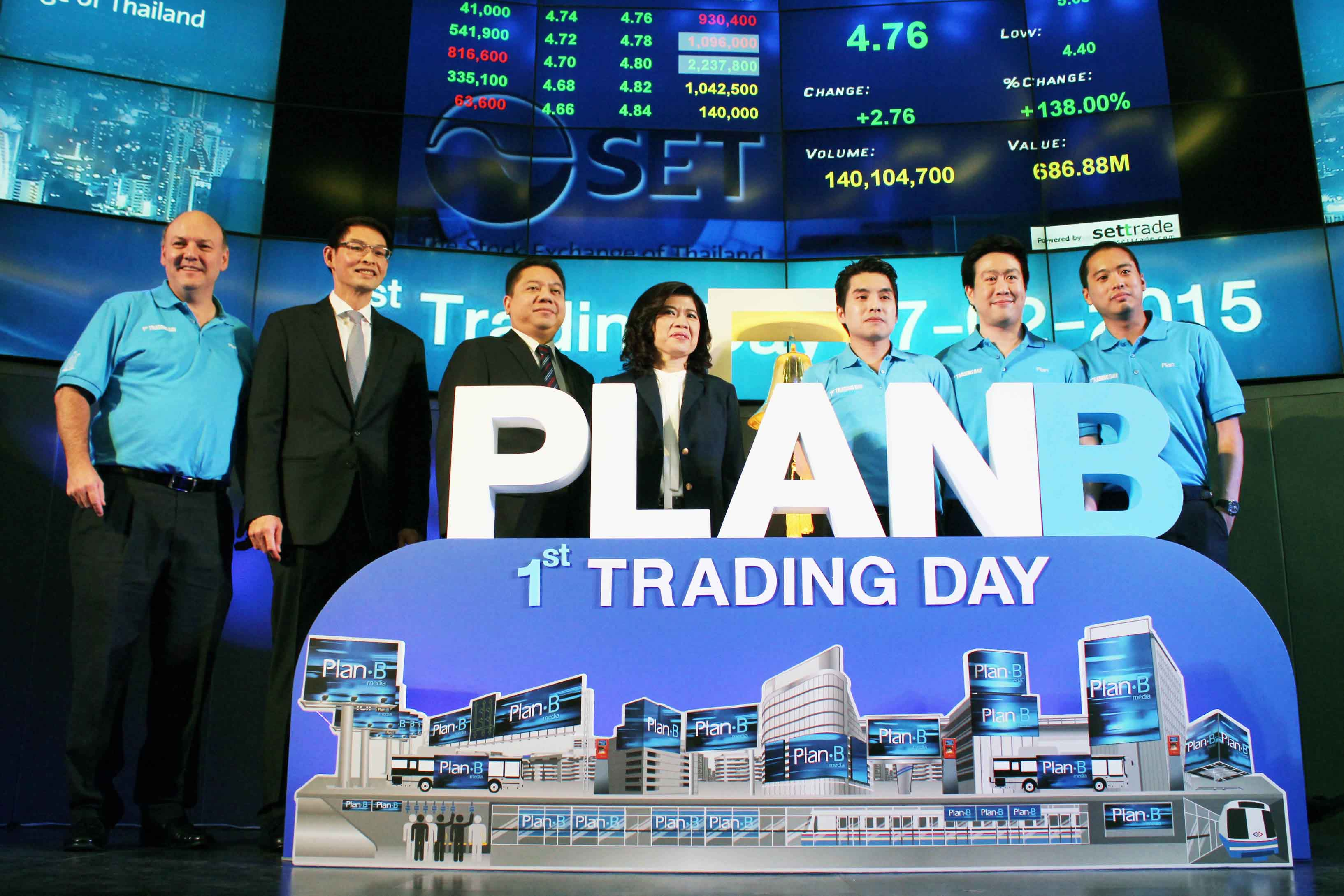 PLANB_1st Trading Day
